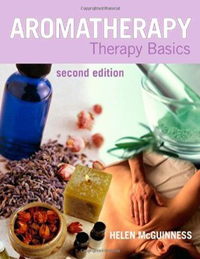 Helen McGuinness - Aromatherapy Book