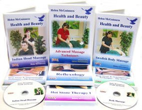 Helen McGuinness DVDs