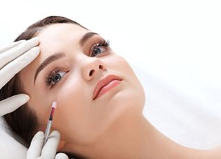 Beauty Therapy Training Courses - Mesotherapy Treatment to clients face