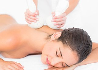Massage and Holistic Training Courses - Thai Compress Massage Image