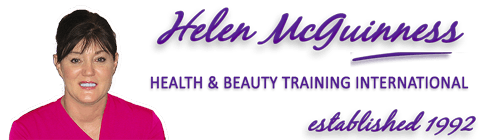 Helen McGuinness Health and Beauty Training International