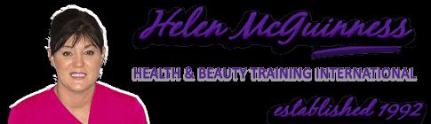 Beauty Training Courses Hampshire | Helen McGuinness