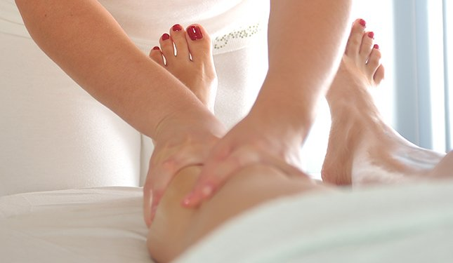 Remedial Massage training course - Massage of the lower leg