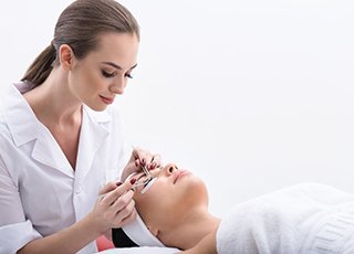 Microblading Training Courses - Eyelash Extensions Image