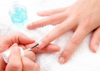 Beauty Therapy Training Courses - Hand Manicure image