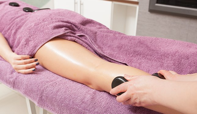 Hot stone massage for lower back pain-4977
